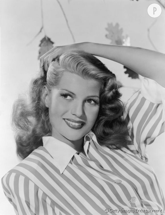 Archives : le cranté de Rita Hayworth