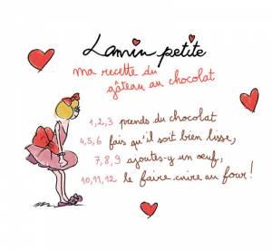 Lanvin Petite se fait gourmande