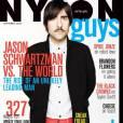 Jason fait la couv de Nylon Guys.