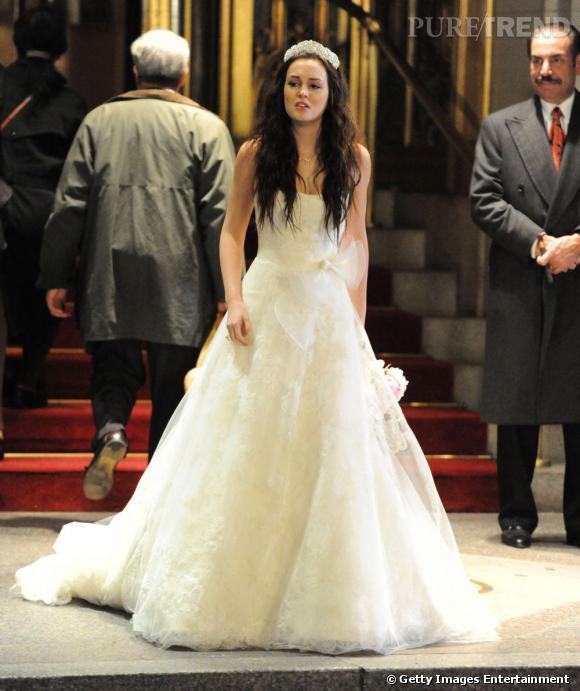 cdba676688ee La dernière saison de Gossip Girl promet On aime la robe griffée ...