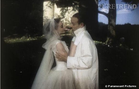 """""""Funny Face"""", un beau mariage entre Audrey Hepburn et Fred Astaire."""