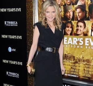 Michelle Pfeiffer, taille de guepe