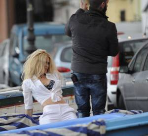 Claudia Schiffer version BB, elle affole l'Italie