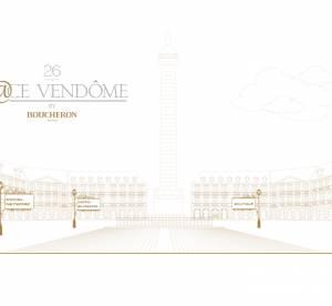 Boucheron digitalise la Place Vendôme