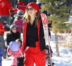 Kate Hudson, comment être stylée au ski ?