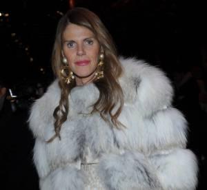 Le look du jour : Anna Dello Russo, belle bete