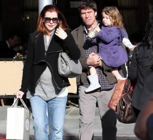 Alyson Hannigan enceinte, change de boyfriend