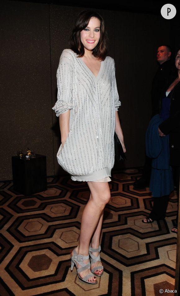 Liv Tyler chantera dans la prochaine campagne Givenchy