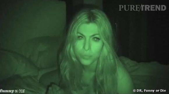 Sa funny story : à son tour, Eva Mendes parle de sa sex-tape face caméra.