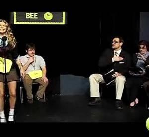 Fergie participe à un concours d'orthographe...
