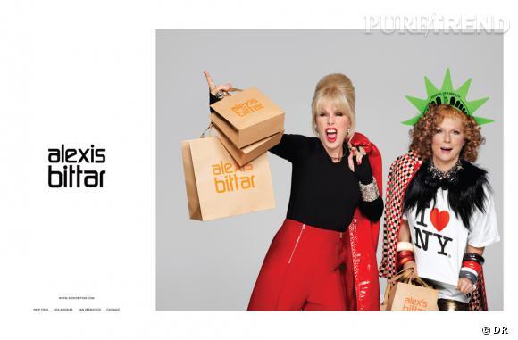Campagne Alexis Bittar, Printemps-Eté 2012.