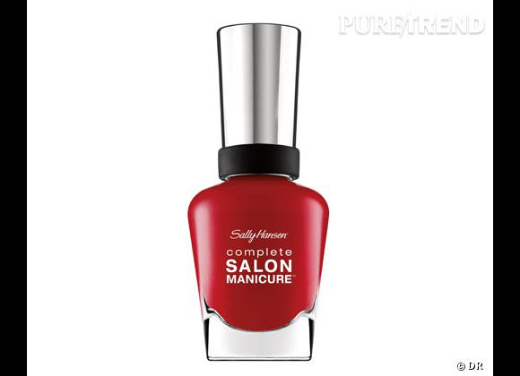 Vernis Complete Salon Manicure, Red my lips, Sally Hansen. 10,50 €