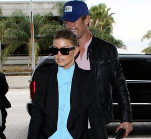 Fergie, cuir et pop... A shopper !