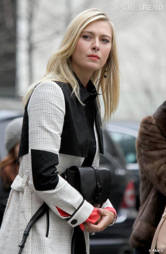 Maria sharapova le succ s hors court puretrend for Hors des robes de mariage rack new york
