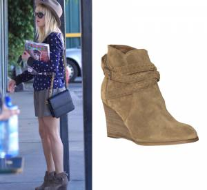 Wanted : les bottines Comptoir des Cotonniers de Reese Witherspoon