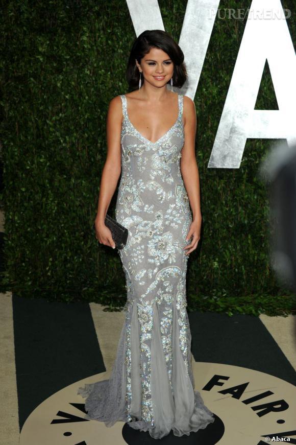 Selena Gomez en Dolce & Gabbana.