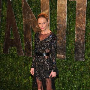 Kate Bosworth en Prabal Gurung Automne-Hiver 2011/2012.