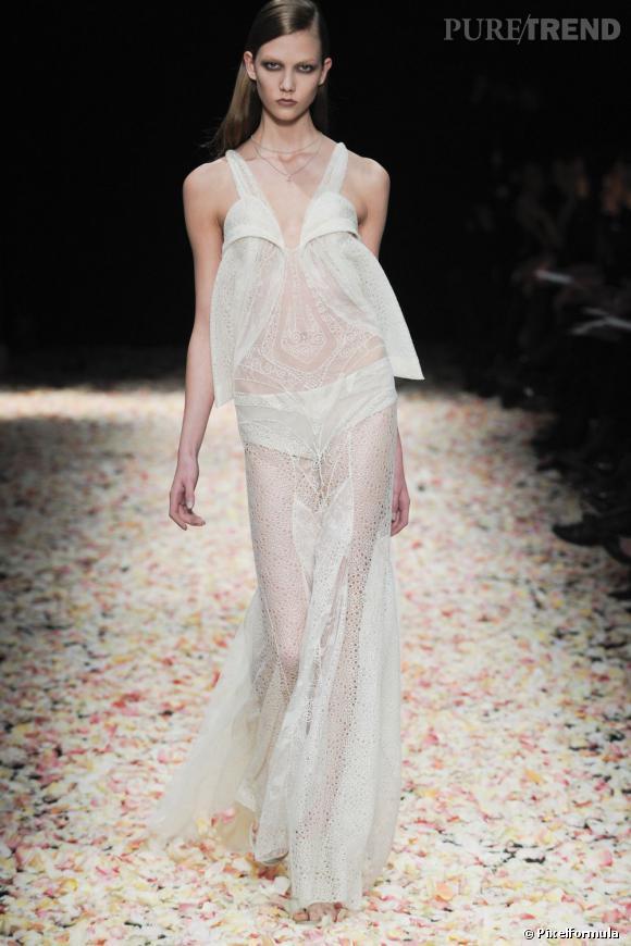 Défilé Givenchy Haute Couture Printemps-Eté 2009