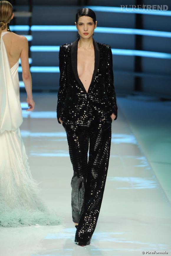 Défilé Alexandre Vauthier Haute Couture Printemps-Eté 2012