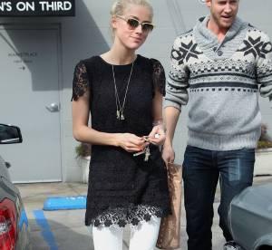 Amber Heard, nouvelle reine de l'accessoire