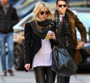 Dakota Fanning, la touche rebelle... A shopper !