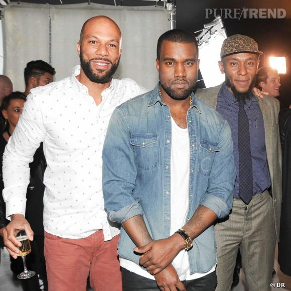 Common, Kanye West et Mos Def
