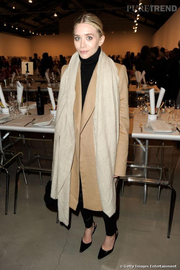 Ashley Olsen au Musée de Santa Monica pour le PreCognito Gala.