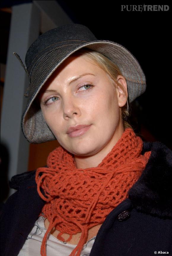 Le pire chapeau  : Bicolore et légèrement de côté, ce couvre-chef ne fait pas l'unanimité.