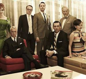 La mode à l'heure Mad Men
