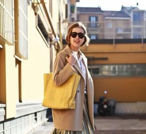 Fashion focus : le plissé