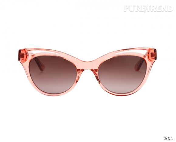 Shopping : 50 lunettes de soleil pour cet été 2012 ! Lunettes de soleil Sonia Rykiel, 395 €
