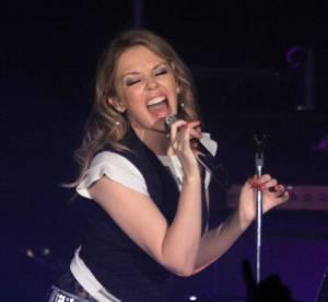 Kylie Minogue, micro le short !