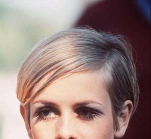La coiffure culte de la semaine : la coupe courte de Twiggy - 1966