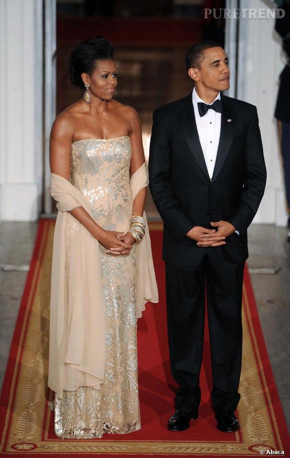 Sur red carpet, son élégance fait souvent l'unanimité.