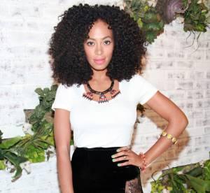 Le look du jour : Solange Knowles, afro explosive
