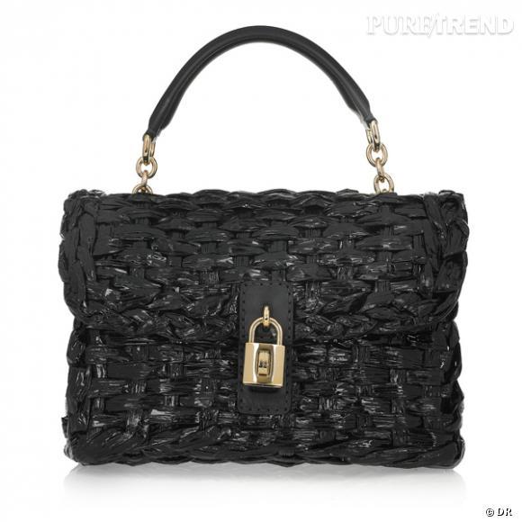 Sac Dolce & Gabbana        Prix : 1200€     En vente sur    www.net-a-porter.com