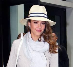 Jessica Alba, une aventurière à New York
