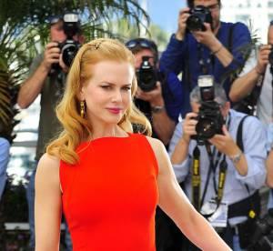 Nicole Kidman à Cannes : la belle rousse et sa robe incendiaire