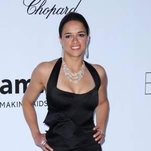 Michelle Rodriguez ose la sobriété.