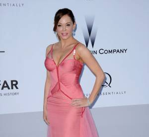 amfAR 2012 : Rose McGowan, Barbie Cannes