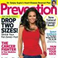 Janet Jackson en couverture du mag Prevention