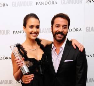 Le look du jour : Jessica Alba, le retour du Black Swan