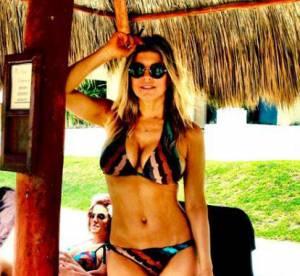 Fergie en bikini : à 37 ans, c'est toujours une bombe !