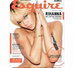 Rihanna : un shooting topless et une déclaration choc sur Cheryl Cole !