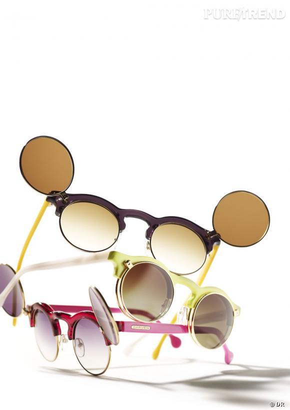 Must Have : les lunettes de soleil Carven