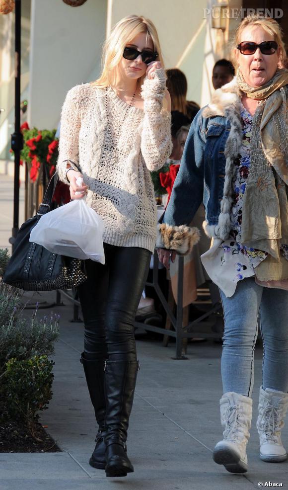 Taylor Momsen et sa mère, mode'n'trash.