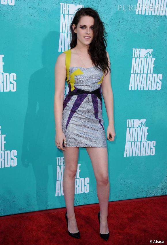 Kristen Stewart en robe GUiSHEM.