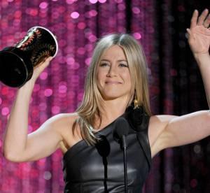 Jennifer Aniston, Kristen Stewart, Johnny Depp : les photos des MTV Movie Awards 2012