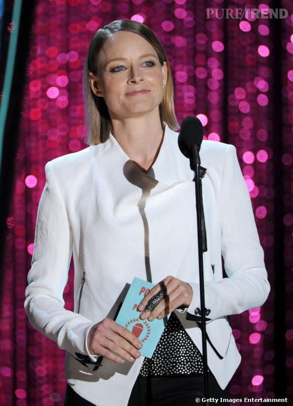 Jodie Foster fait son grand retour.