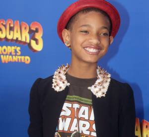 Willow Smith, geek et trash devant Madagascar 3
